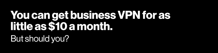 What you need to know about business VPN | Verizon Resource Center